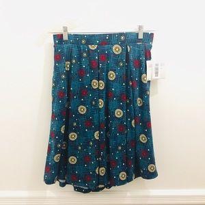 NWT Lularoe Madison Skirt medium retro mod
